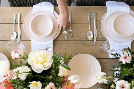 Minimalist Premium Canadian Tableware