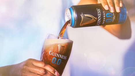 Alcohol-Free Irish Stouts