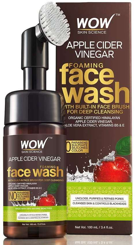 Apple Cider Vinegar Cleansers