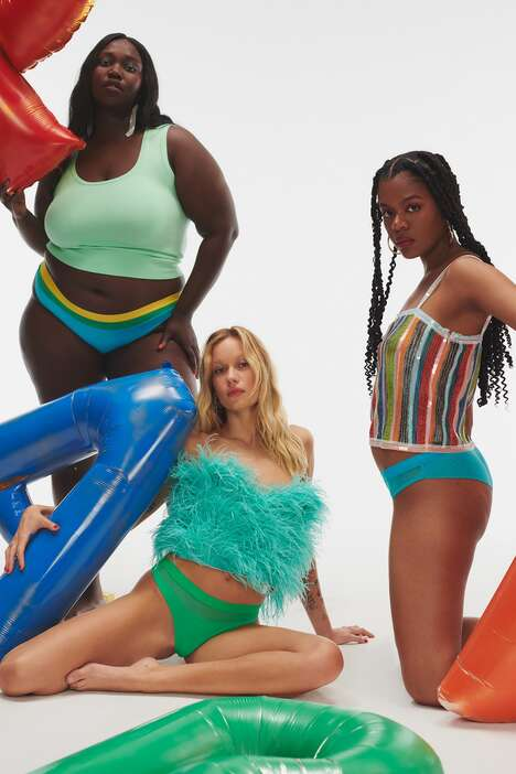 Confetti-Inspired Underwear