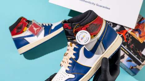 Sneaker Authentication Programs