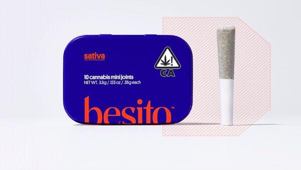 Miniature Cannabis Pre-Rolls