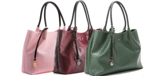 Small-Scale Vegan Handbags