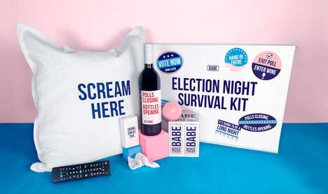 Election Night Survival Kits