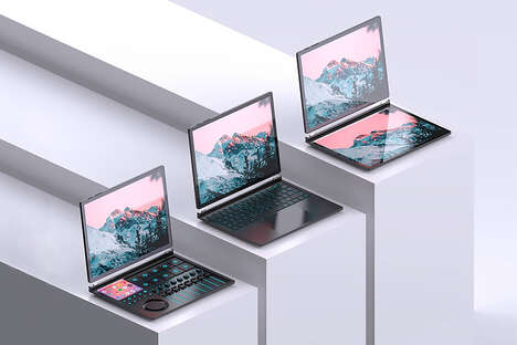 Bespoke Productivity Hybrid Laptops