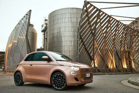 Rose Gold Electric Vehicles