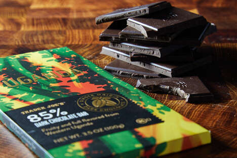 Rich Ugandan Dark Chocolates
