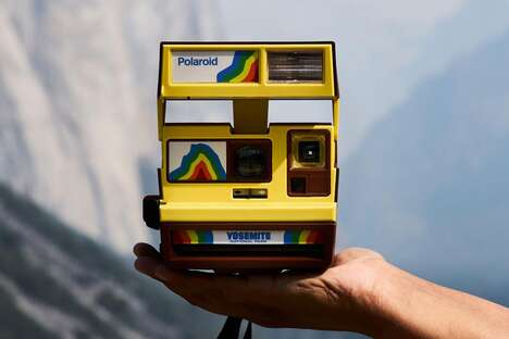 National Park-Inspired Cameras