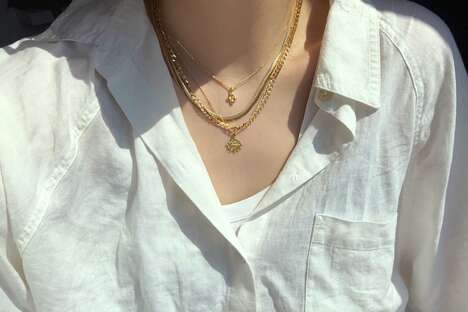 Necklace Layering Labs