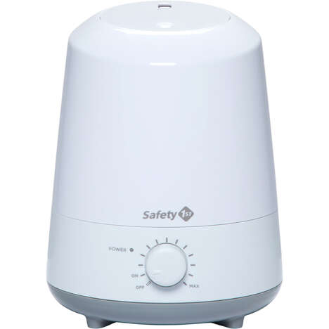 Antimicrobial Ultrasonic Humidifiers