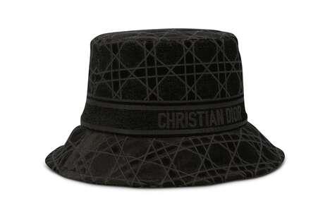 All-Black Designer Bucket Hats