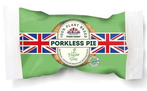 Traditional Vegan-Friendly Pork Pies