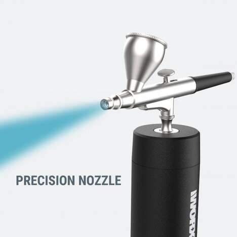 Precision Air Brush Tools