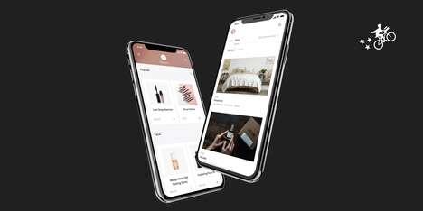 App-Based Virtual Shops