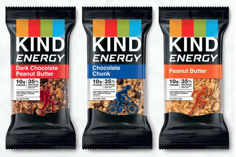 Oat-Based Energy Bars