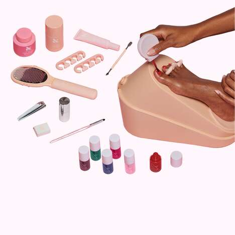 All-in-One Pedicure Kits