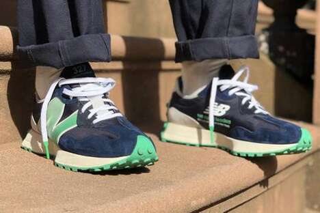 Politically Themed Casual Sneakers