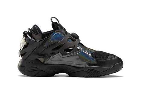 Juxtaposing Retro Sneaker Designs