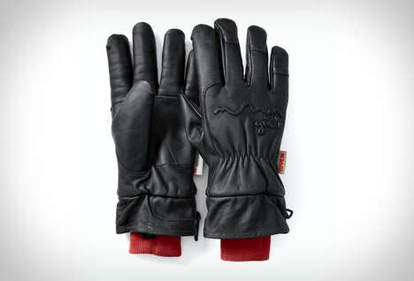 Heavy-Duty Protection Gloves - The Give'r 4-Season Glove is Warm, Waterproof and Protective