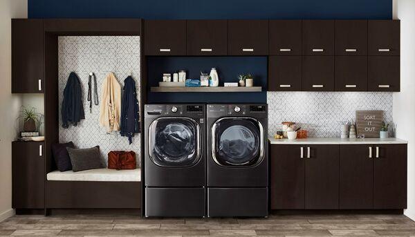 AI-Powered Laundry Machines