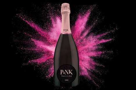 Accessible Sparkling Wines