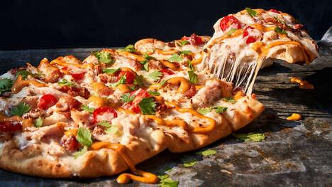 QSR Flatbread Pizzas