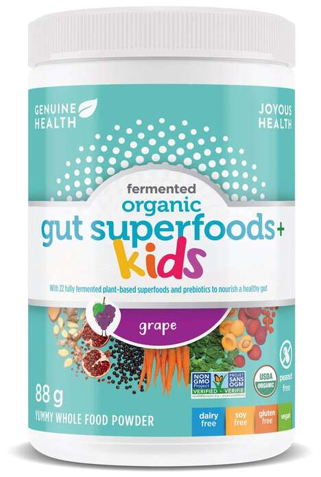 Organic Polyphenol-Rich Kid's Vitamins