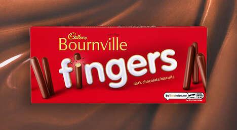 Classic Vegan-Friendly Chocolate Biscuits