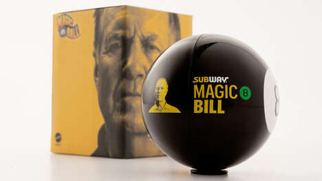 Football-Inspired Magic 8 Balls