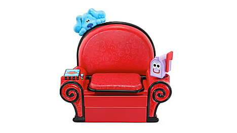 Kid's Show-Inspired Red Chairs