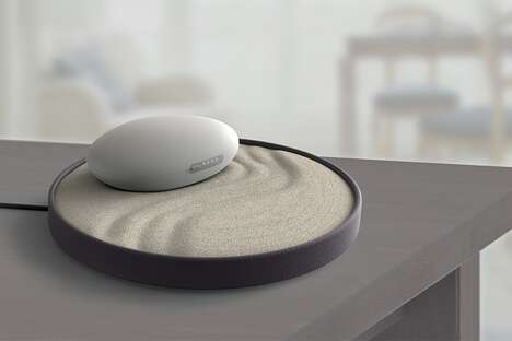 Assistive Digital Meditation Stones