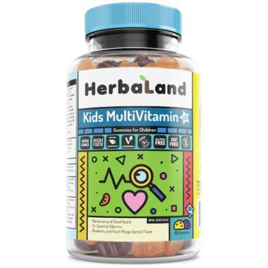 Kids Organic Multivitamin Gummies