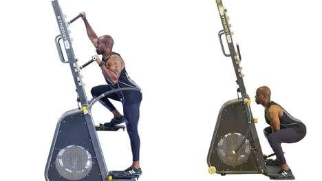 Low-Impact Workout Machines