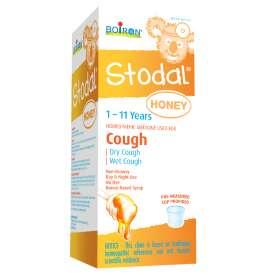 Children Honey-Based Cough Medicine