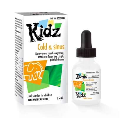 Kids Cold Symptom Solutions