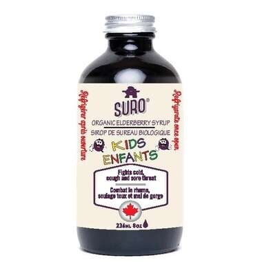 Elderberry Organic Cough Syrups