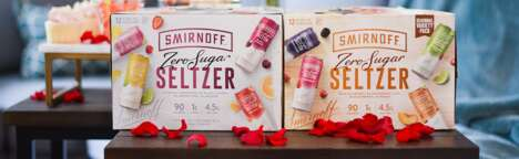 Sugar-Free Seltzer Variety Packs