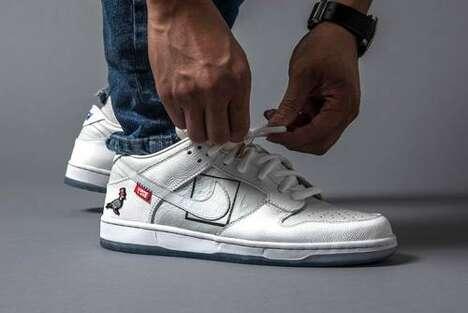 Politically-Informed Sneaker Designs