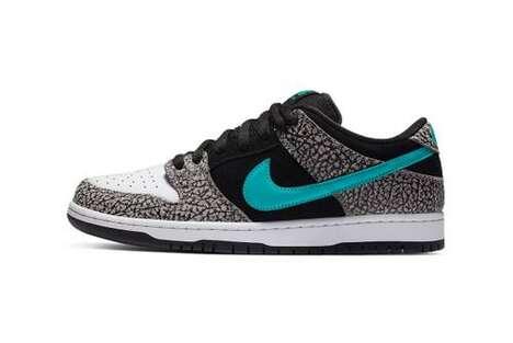 Textural Sneaker Tonal Updates