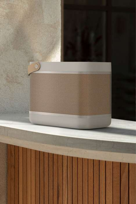 Luxe Indoor-Outdoor Speakers