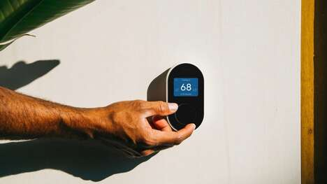 Low-Cost Connected Thermostats