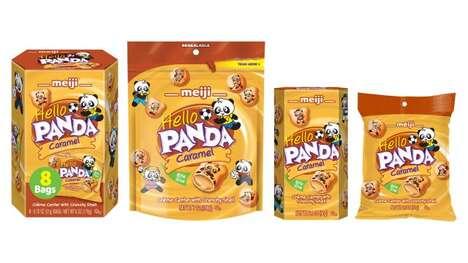 Caramel-Filled Cookie Treats