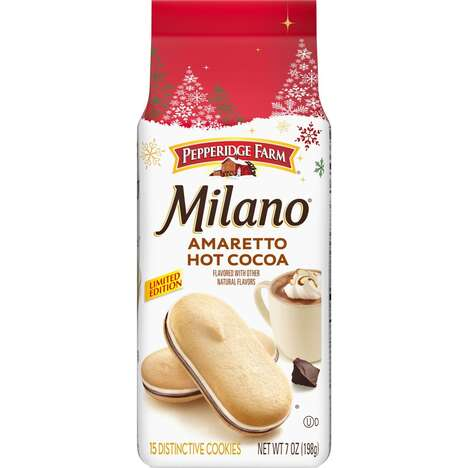 Italian Liqueur Cookies