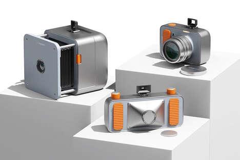 Retro-Inspired Film Cameras