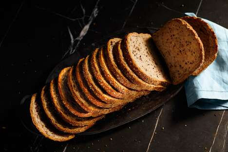 Naturally-Fermented Artisanal Toasts
