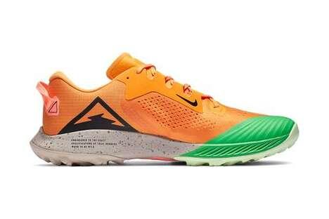 Fruit-Inspired Tonal Sneakers