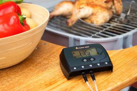 Connected Cooking Thermometers