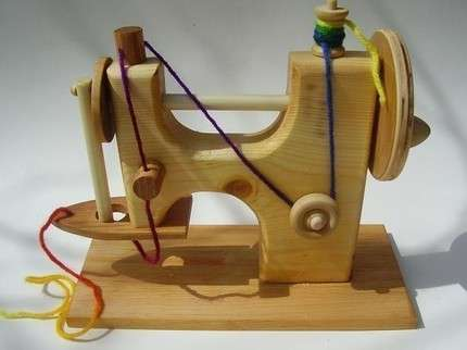 Wooden Sewing Machines