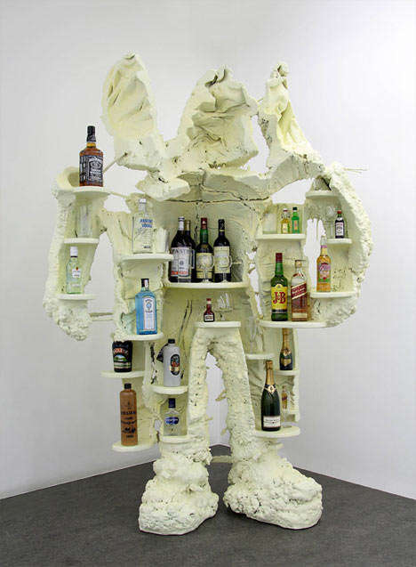 Human Alcohol Cabinets