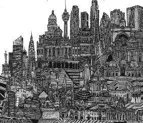 Sketchscapes